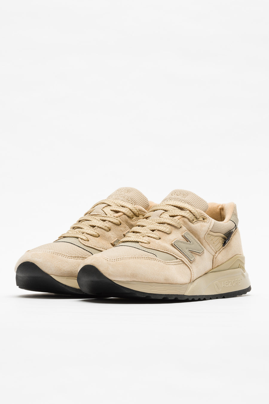 New Balance M998BLC in Cream - Notre