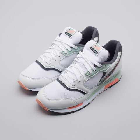 New Balance ML99HLW Energy Pack in White/Mint - Notre