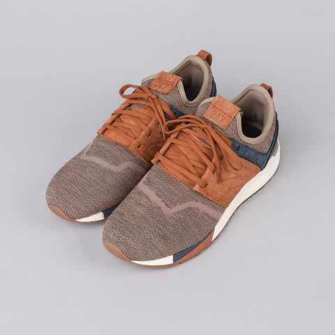 New Balance MRL247LB in Tan - Notre