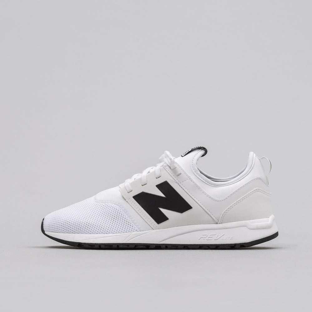 New Balance MRL247WB Classic in White - Notre