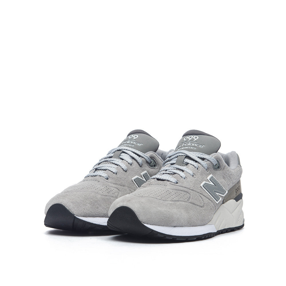 New Balance MRL999AG in Steel Side View