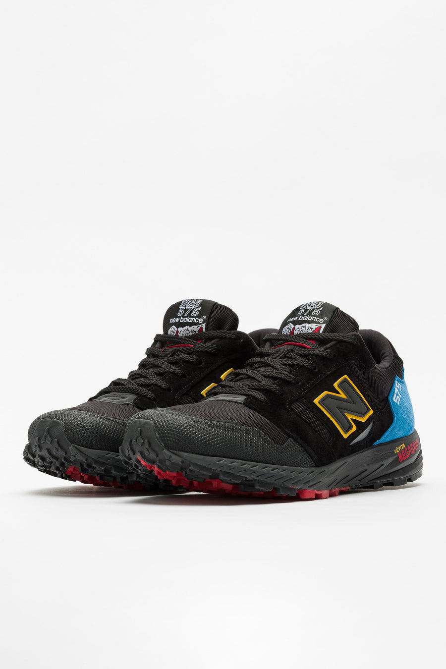 New Balance MTL575UT in Black/Turquoise - Notre