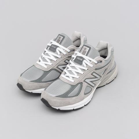 New Balance Women's W990GL4 in Grey - Notre