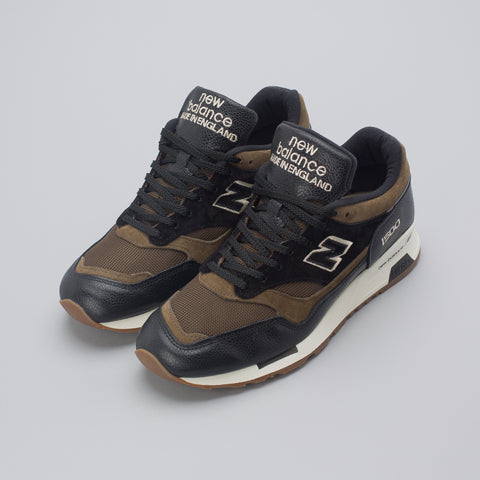 New Balance M1500CA Caviar and Vodka in Brown/Olive - Notre