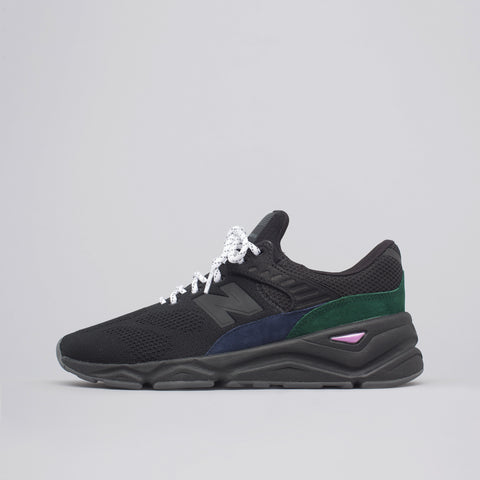 New Balance MSX90BG in Black/Green - Notre