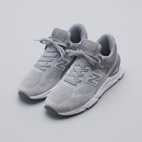 New Balance Women's X90 in Grey - Notre