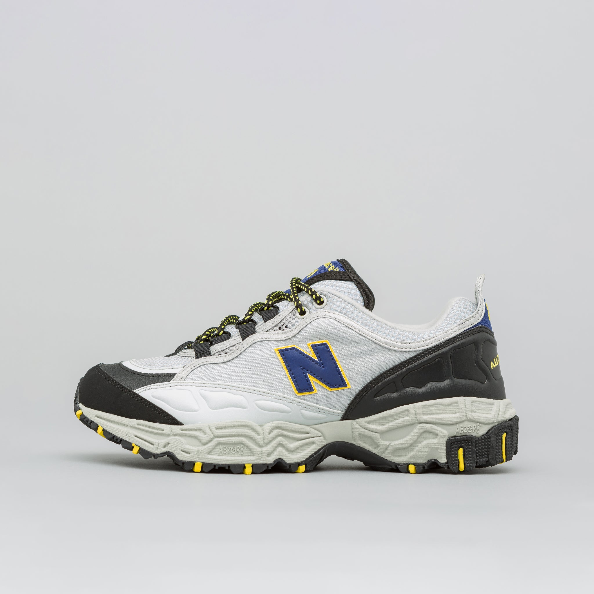 252c4bcc New Balance M801AT in Grey/Blue/Yellow   Notre
