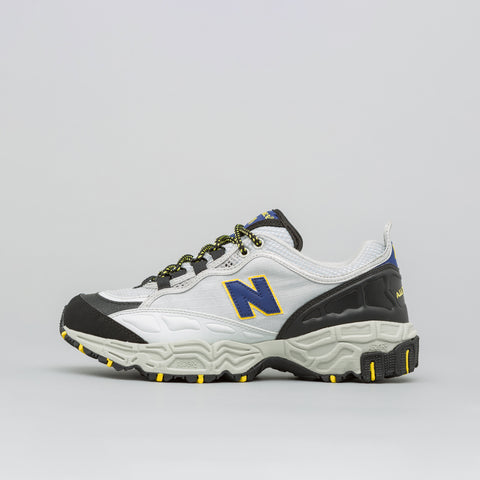 New Balance M801AT in Grey/Blue/Yellow - Notre