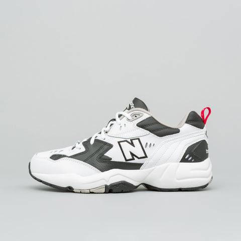 878eeb62c710f New Balance MX608RB1 in White/Black - Notre ...