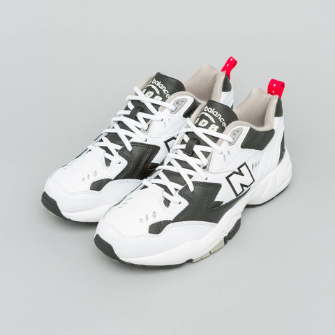 New Balance MX608RB1 in White/Black - Notre