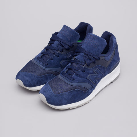 New Balance M997CO in Navy - Notre