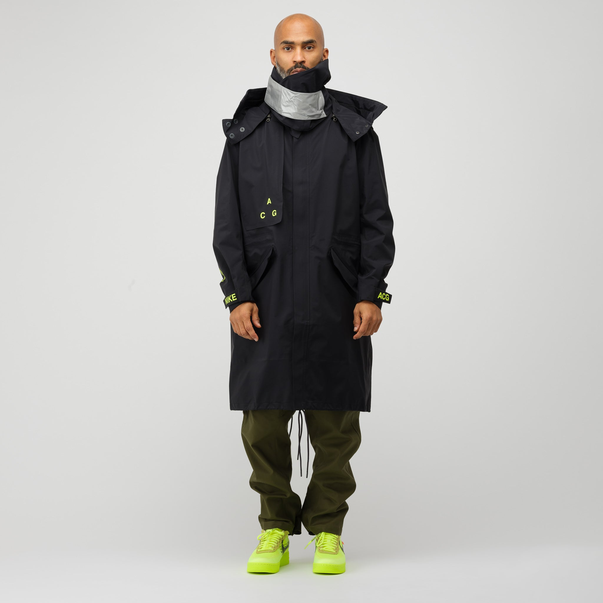 ACG GORE-TEX® Hard Shell Parka in Black