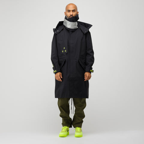 NikeLab ACG GORE-TEX® Hard Shell Parka in Black - Notre