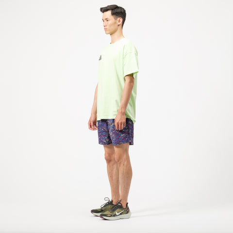 Nike ACG Logo T-Shirt in Barely Volt - Notre