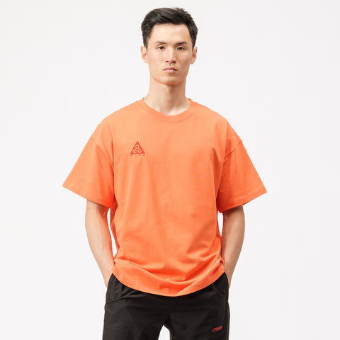 ACG Logo T-Shirt in Turf Orange