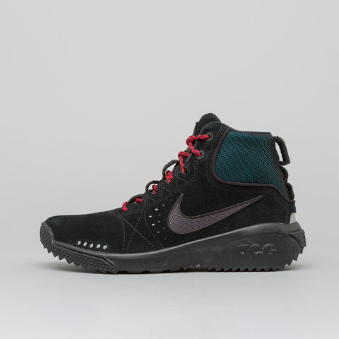 NikeLab ACG Angel's Rest in Black/Oil Grey - Notre