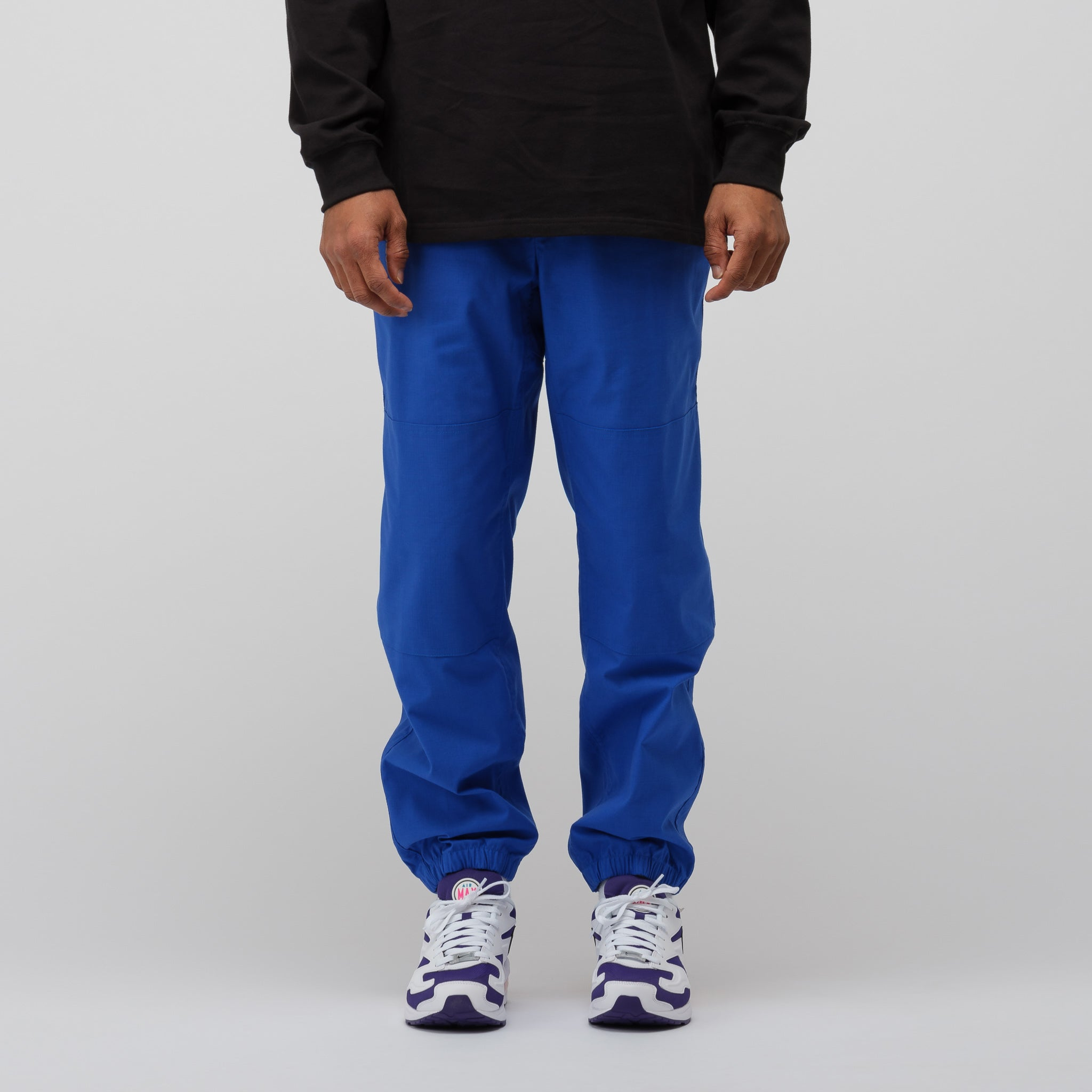 promo code d2bad f4f9c ACG Trail Pants in Royal Blue Pink · NikeLab