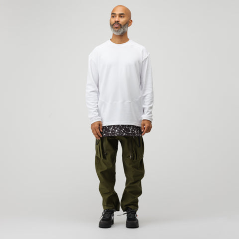 NikeLab ACG Cargo Pant in Olive Canvas - Notre