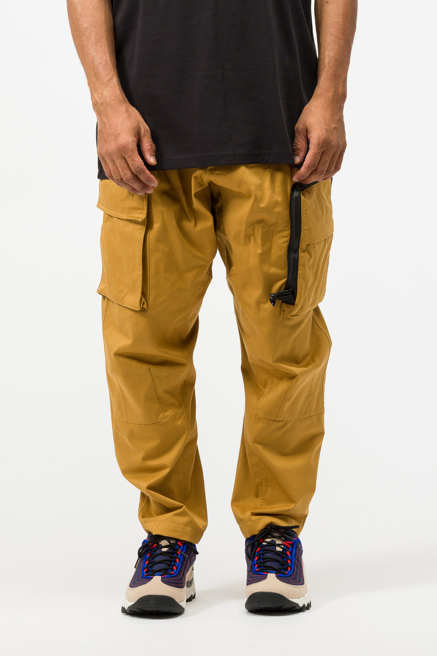 attractive & durable new specials aesthetic appearance ACG Cargo Pants in Wheat