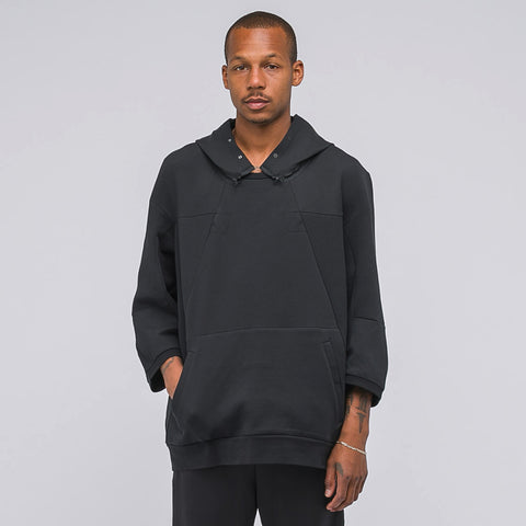 NikeLab ACG Fleece Top in Black - Notre