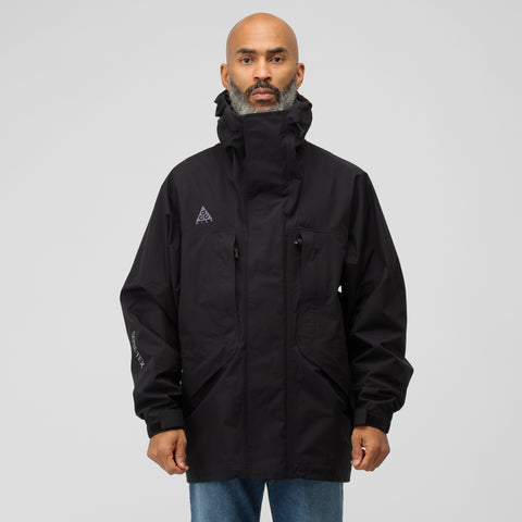 NikeLab ACG Gore-Tex Jacket in Black - Notre
