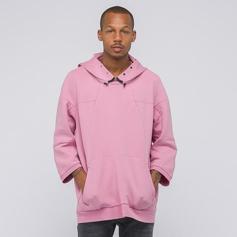 NikeLab ACG Fleece Top in Pink - Notre