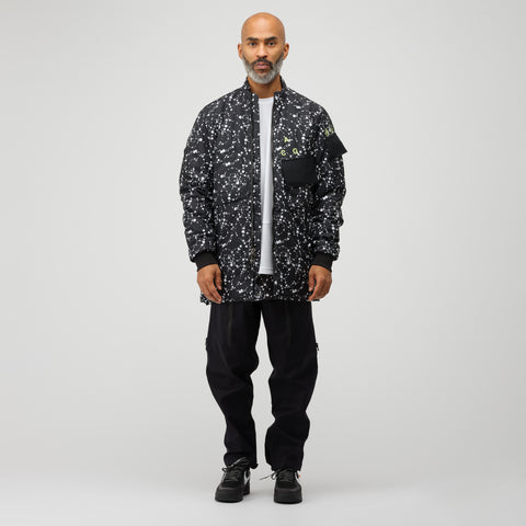 NikeLab ACG Insulated Soft Shell Jacket in Black - Notre