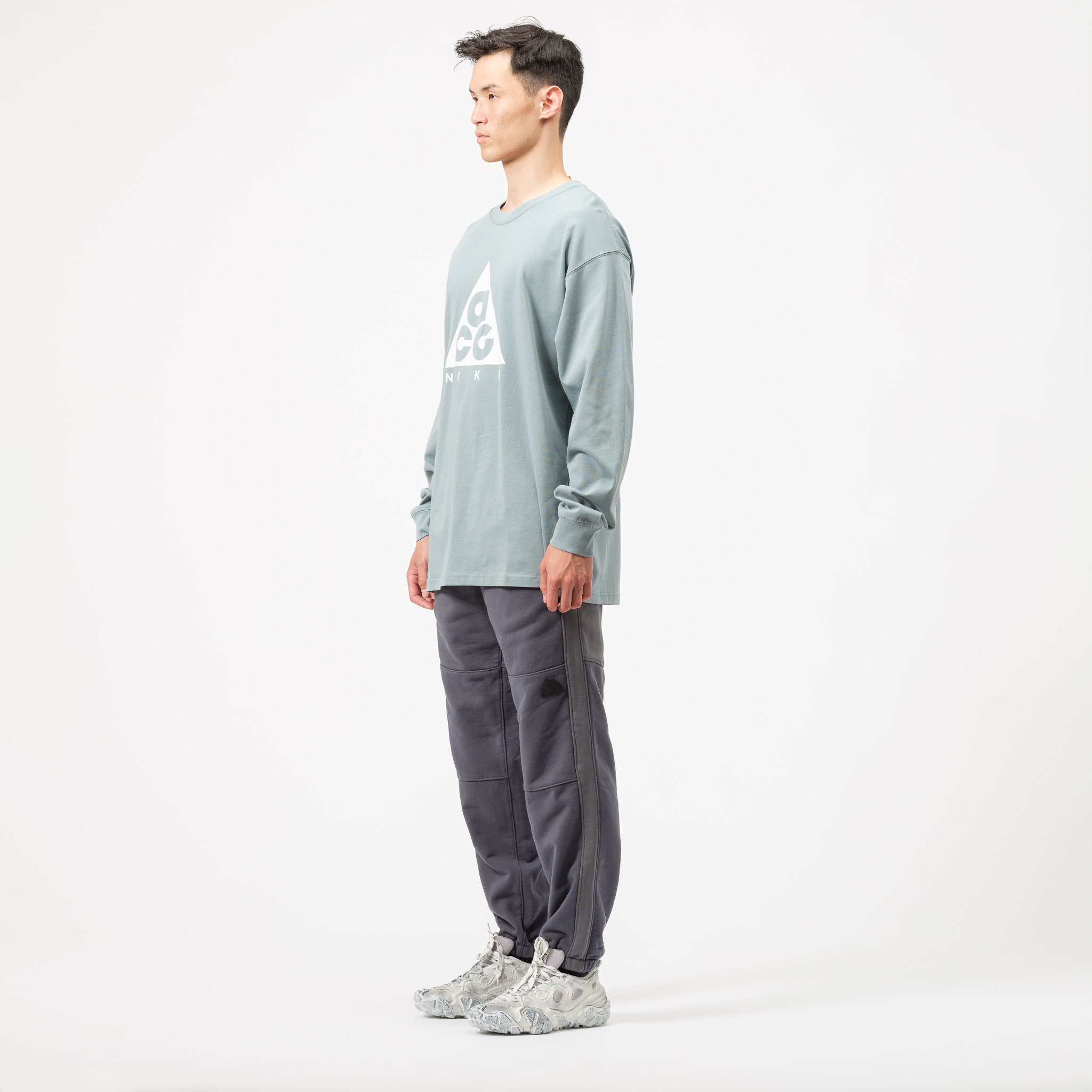 ACG Long-Sleeve T-Shirt in Aviator Grey