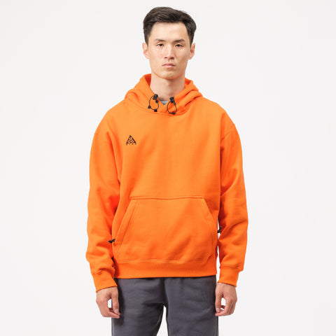 Nike ACG Pullover Hoodie in Safety Orange - Notre