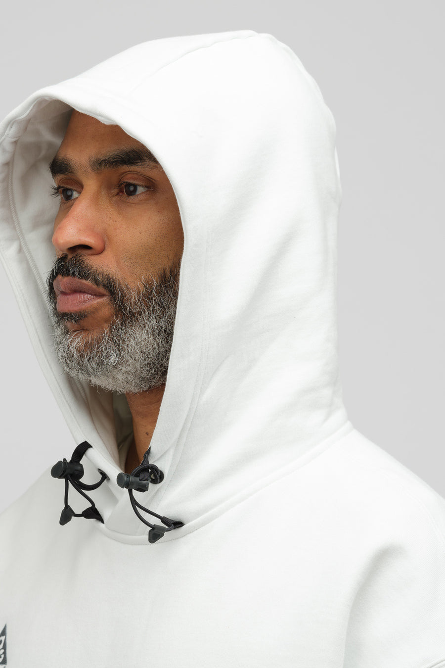 Nike ACG Pullover Hoodie in Summit White - Notre