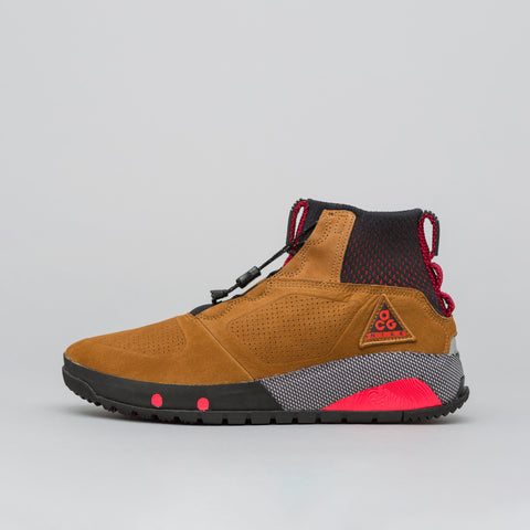 NikeLab ACG Ruckel Ridge in British Tan - Notre