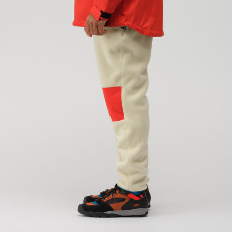 NikeLab ACG Sherpa Fleece Pant in Light Cream - Notre