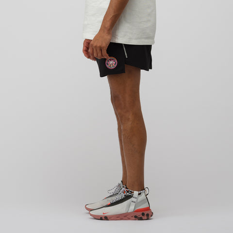 Nike Flex Stride Short in Black - Notre