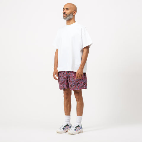 NikeLab ACG Shorts in Multi/Black - Notre