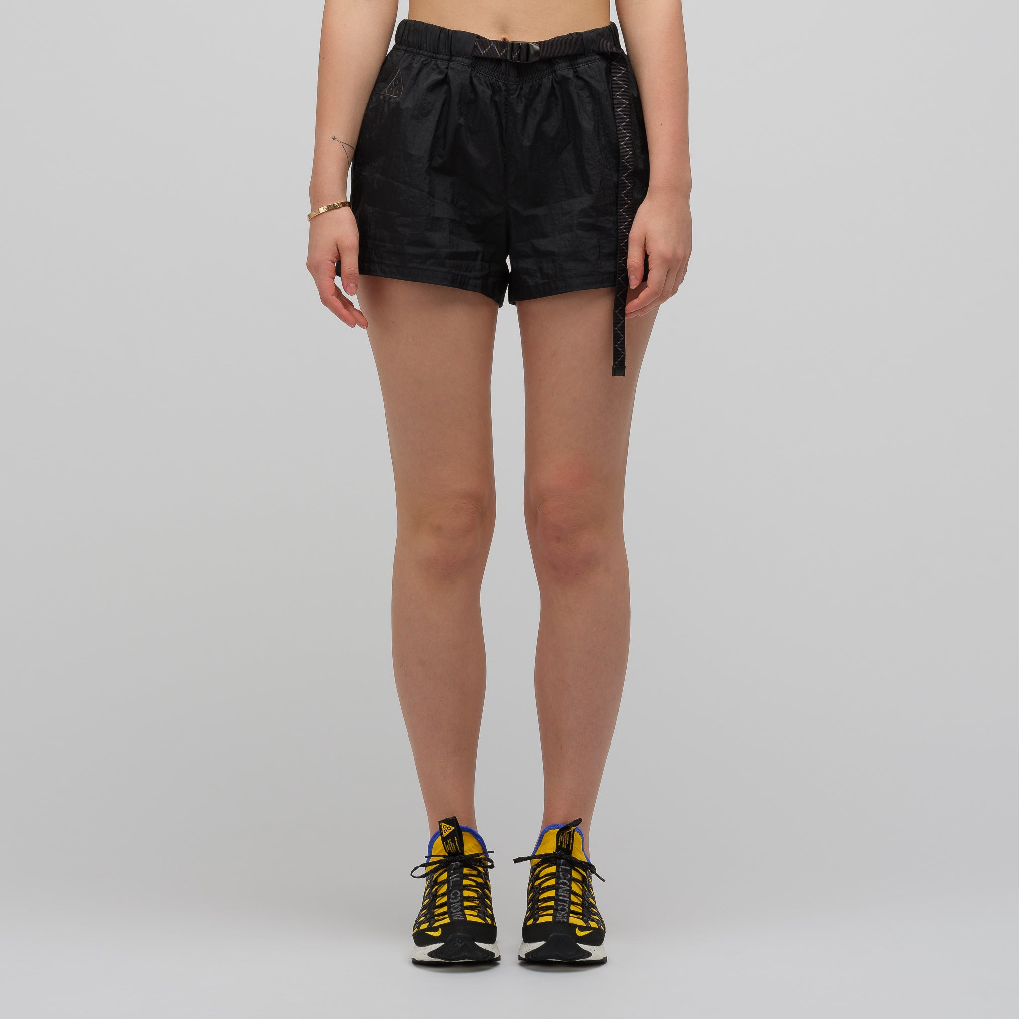 ACG Shorts in Black/Anthracite