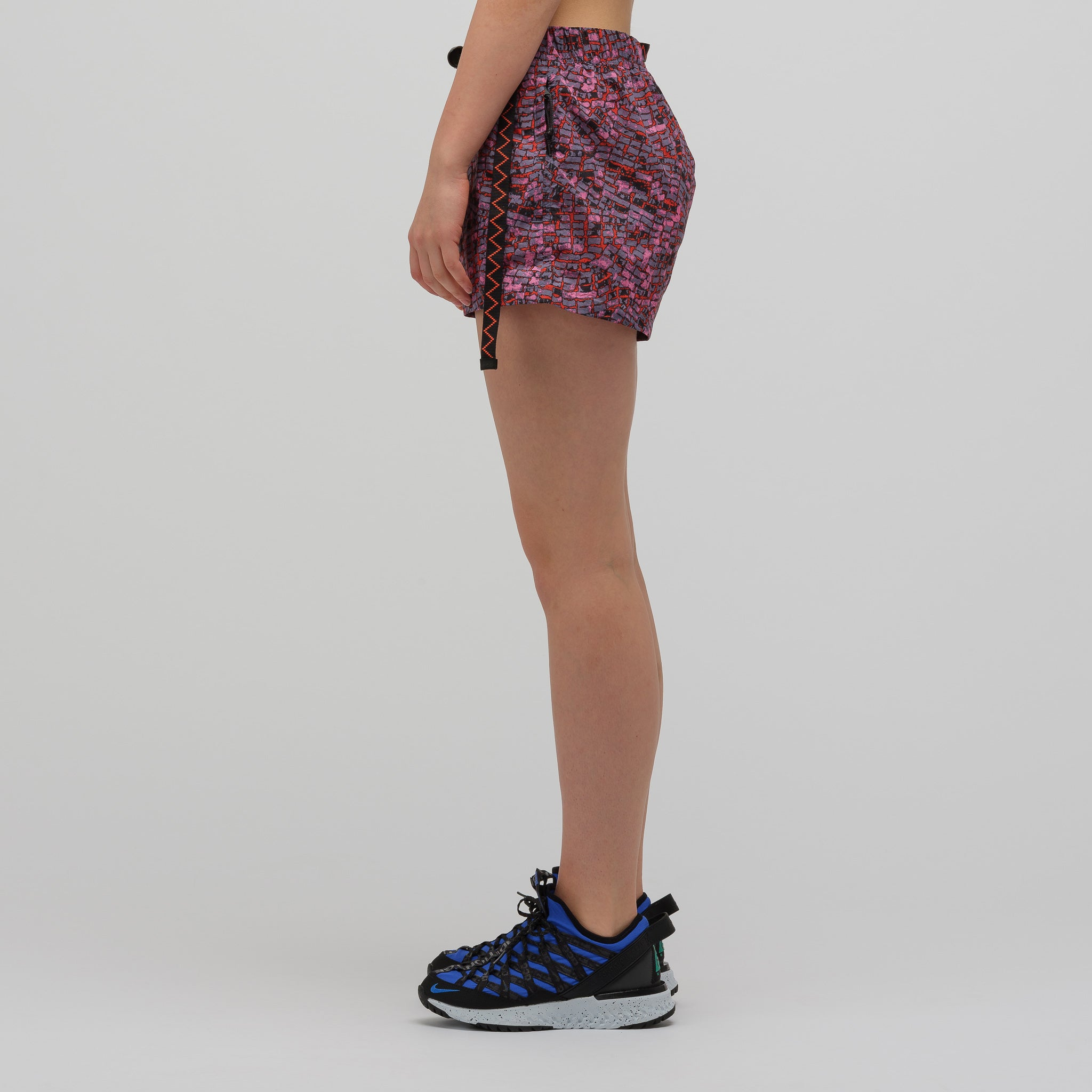 ACG Short in Multi/Black
