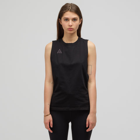 Nike Tank Top in Black - Notre