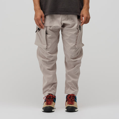 NikeLab ACG Woven Cargo Pant in Moon Particle - Notre
