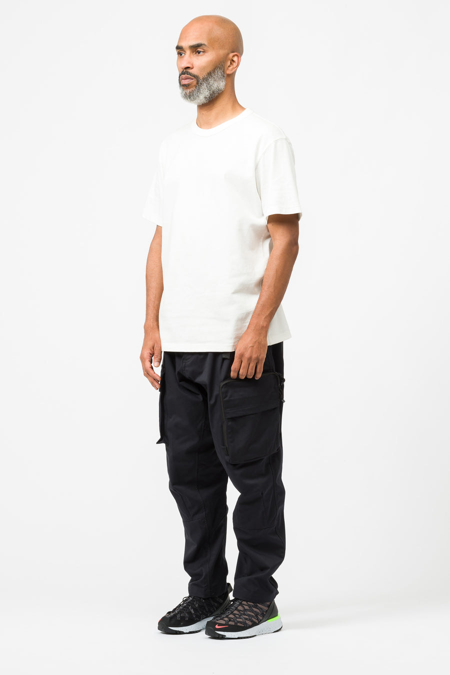 Nike ACG Woven Cargo Pants in Black - Notre