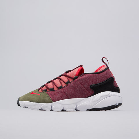 Nike Air Footscape NM Dark Red - Notre