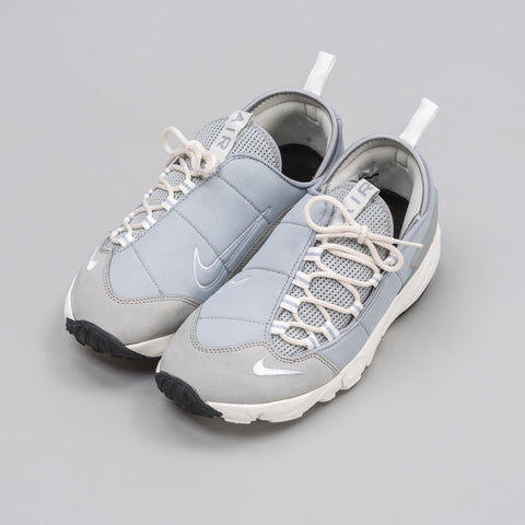 Nike Air Footscape NM in Wolf Grey - Notre