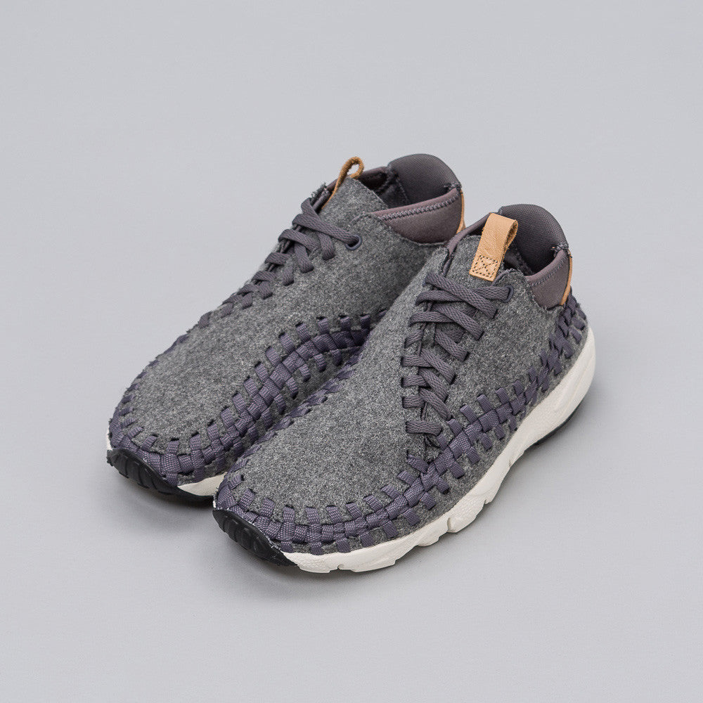 Nikelab Air Footscape Woven Chukka SE in Grey