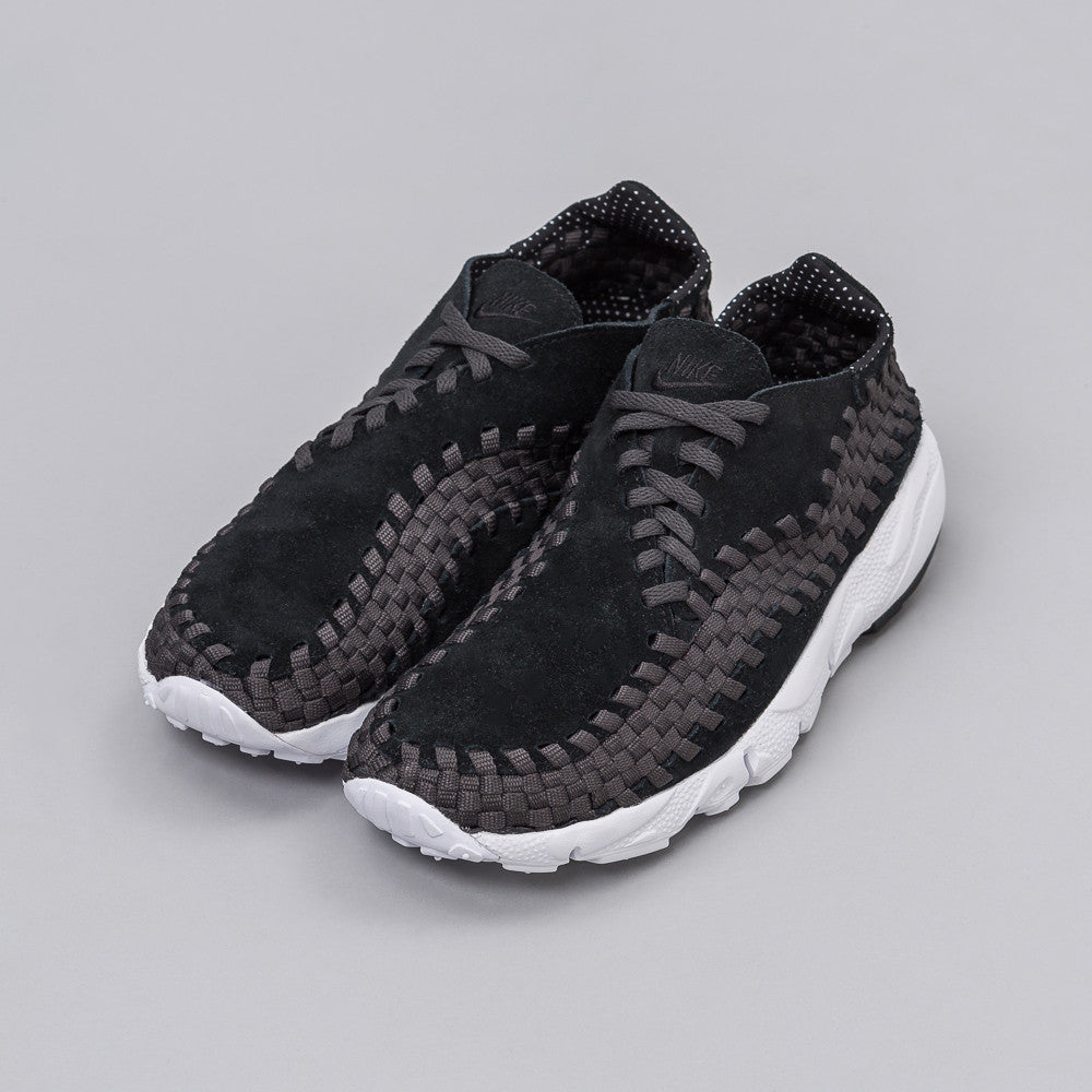 Nike Air Footscape Woven NM in Black - Notre