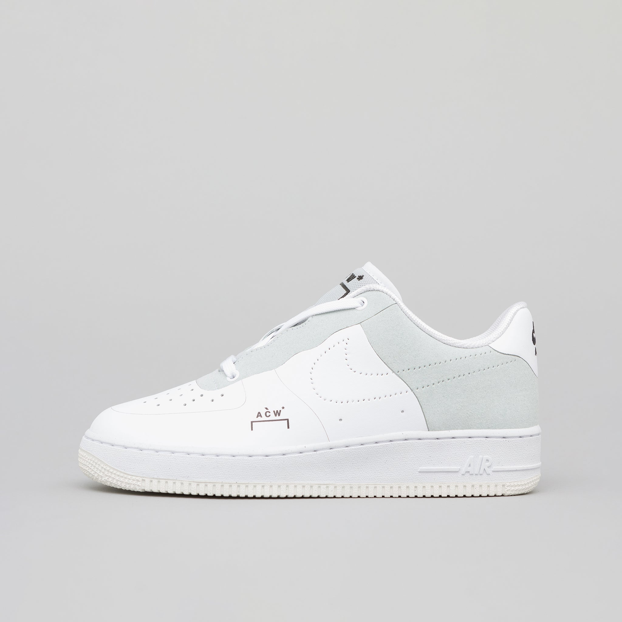 info for 3a28d ee387 x A-COLD-WALL Air Force 1 07 in White. Nike