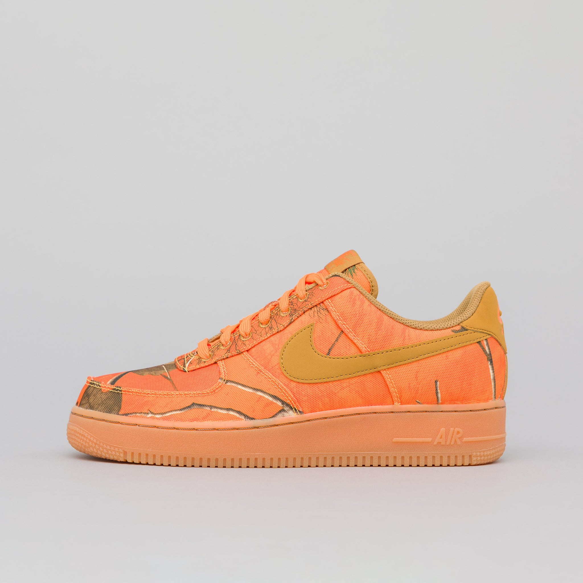 best sneakers b0a29 18366 Air Force 1 07 LV8 3 in Orange Blaze