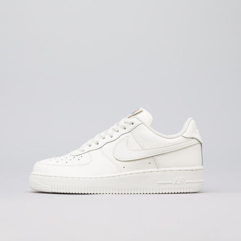 Nike Air Force 1 07 Swoosh Pack in Sail - Notre
