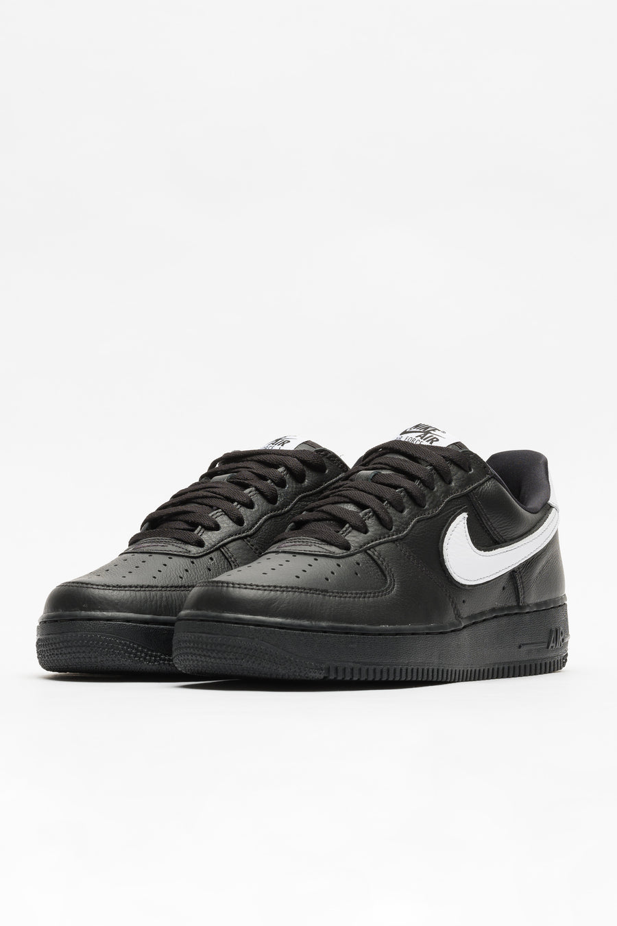 nike air force 1 low black