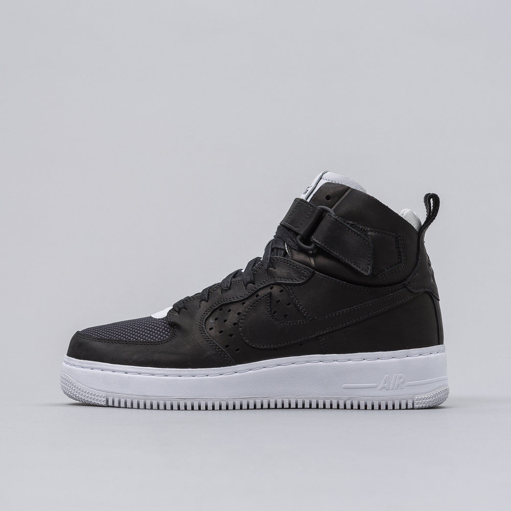 Nike NikeLab Air Force 1 Hi CMFT TC SP in Black - Notre