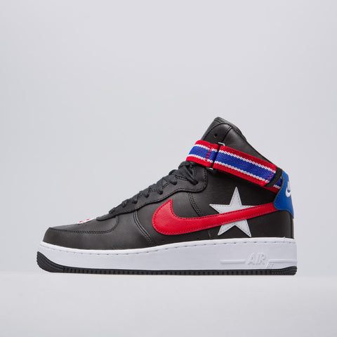 Nike Nikelab x Ricardo Tisci Air Force 1 Hi in Black/Red/White - Notre