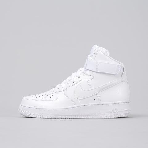Nike Air Force 1 High '07 in White - Notre